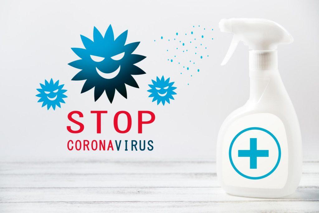 コロナウイルスを予防